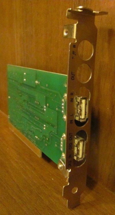 Контроллер портов USB1.1x2 PCI OPTi MP861-2