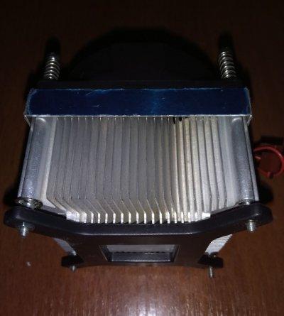 Охлаждение процессора Socket-775 Intel Pentium
