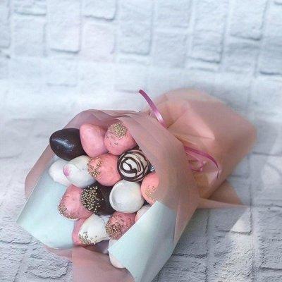 Букет из клубники на заказ! Доставка по Киеву Побалуйте любимых клубникой в шоколаде! Тел. 099374276