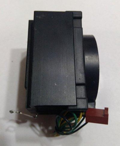 Радиатор аллюминий с вентилятором Intel 45mm
