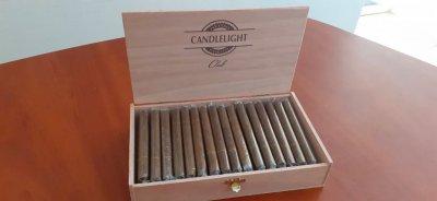 Сигары 50шт в кедровой коробке