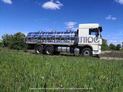 Автоцистерни, водовози, рибовози, молоковози та інші асенізаторні машини.