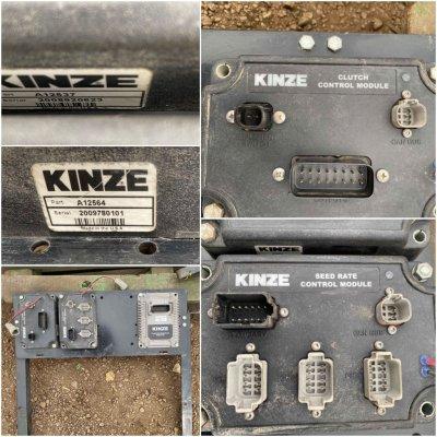 Модуль контроля нормы высева, гидравлическая норма высева Kinze оригинал A12564