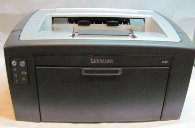 Лазерный принтер Lexmark E120n
