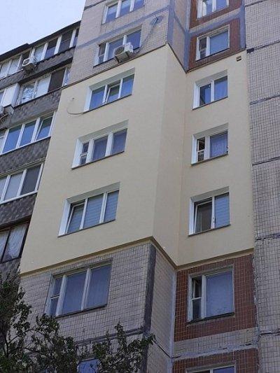 Утепления стен в Киеве