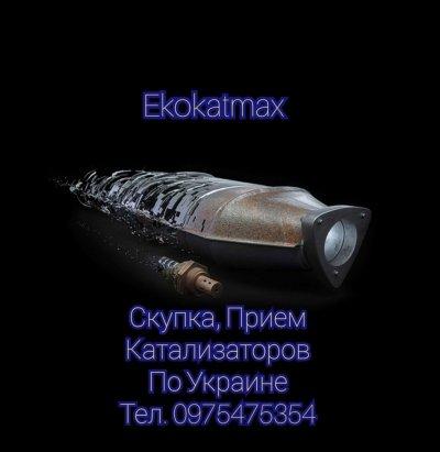 Куплю катализаторы Черновцы, по Украине