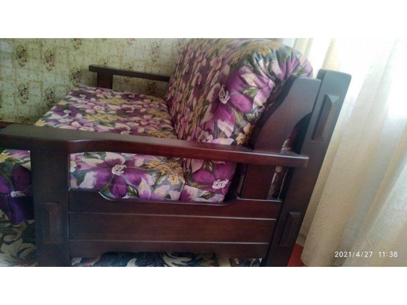 Продаю новый диван - кровать системы«аккордеон»
