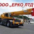Аренда автокрана 80 тонн Либхер – услуги крана Киев 10, 25 т, 120, 180 тн, 300 тонн