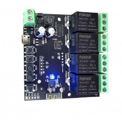 Smart Wi-Fi Реле msr12-4
