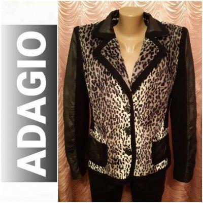 Женский пиджак, жакет. ADAGIO.46 размер