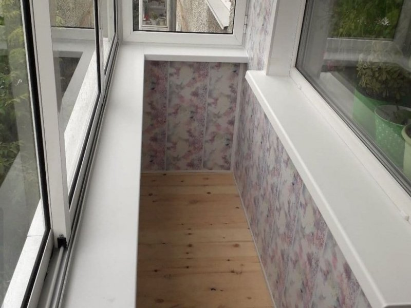Балкон под ключ Кривой Poг.