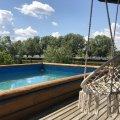 Загородный отдых под Киевом. Коттеджи с бассейном и сауной