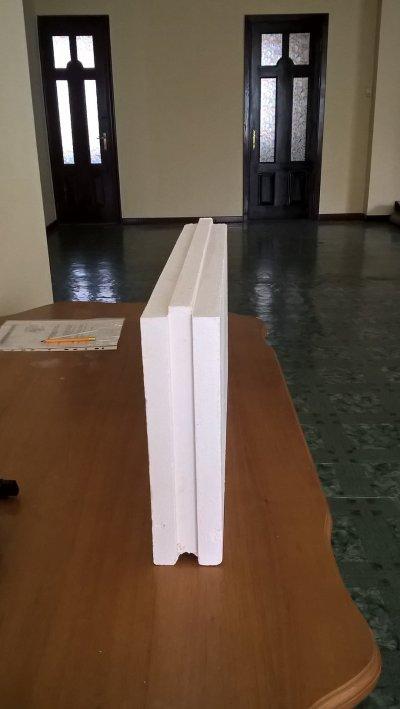 Производим и продаем пазогребневые гипсоплиты для быстрого и простого возведения внутренних стен