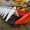 Жатка кукурузная OROS 8 +HSA, 5,6 метров