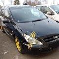 Наклейка на авто Царапина Когтем Жёлтая, Синяя светоотражающие