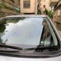 Табличка под лобовое стекло в авто с Вашим номером телефоном Белая, Чёрная