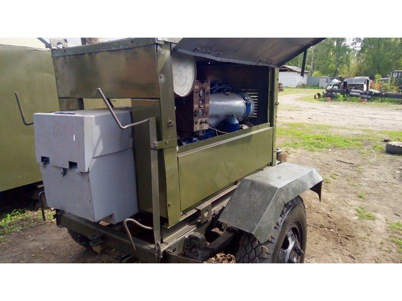 САК сварочный передвижной аппарат - дизельный конверсионный, двигатель Д-144