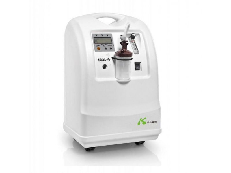 Кисневий концентратор (Oxygen Concentrator) KSOC-5 на 10 л на одного або на дві людини (на два пото